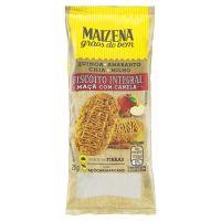 Biscoito Integral Maizena Maçã com Canela 25g | 8 unidades - Cod. C16266