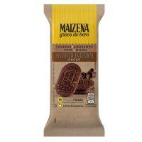 Biscoito Integral Maizena Grãos do Bem Cacau 25g |12 unidades - Cod. C16268