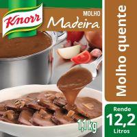 Base em Pó Para Preparo Knorr Molho Madeira 1,1kg | 1 unidades - Cod. C16269
