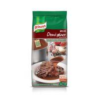 Base em Pó Para Preparo Knorr Molho Escuro Demi-Glace 1,1kg | 1 unidades - Cod. C16270