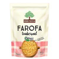 Farofa Orgânica  Mãe Terra 200g - Cod. C16284