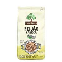 Feijão Carioca Orgânico Mãe Terra 500g - Cod. C16287