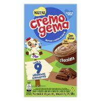 Mingau Cremogema Chocolate 180g | 4 unidades - Cod. C16291