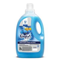 Amaciante Concentrado Comfort 5L | Uso Profissional - Cod. C16315