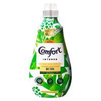 Amaciante Concentrado Comfort Intense Detox 1,5L | 3 unidades - Cod. C16317