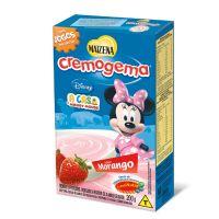 Amido de Milho Cremogema Morango 200g | 12 unidades - Cod. C16360
