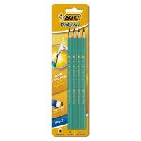 Lápis Preto BIC Evolution com corpo verde Hexagonal e Grafite HB#2 - Cod. 3270220000167