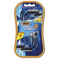 Barbeador BIC Comfort 3 Pele Normal Leve 4 Pague 3 - Cod. 70330734395