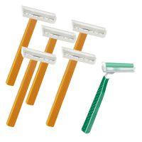 Pack com 5 Aparelhos de Barbear BIC Sensitive + 1 Comfort 2 Pele Sensível Grátis - Cod. 70330719620