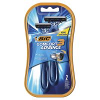 Barbeador BIC Comfort 3 Pele Normal c/ 2 unidades - Cod. 70330717510