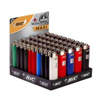 Isqueiro BIC Maxi com 50 unidades - Cod. 70330631212