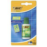 Corretivo BIC ECOlutions a base de água 18ml c/ 1 unidade - Cod. 70330506077