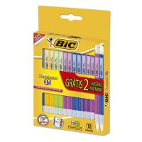 Lapiseira BIC Shimmers 0,5mm Leve 14 Pague 12 - Cod. 70330424043
