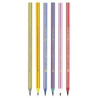 Lápis Preto Evolution Pijama c/ 3 unidades - Cod. 70330421837