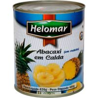 Abacaxi em Calda Helomar 400g - Cod. 17896799510017C12