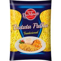 Batata Palha De Minas 200g   Caixa com 35 unidades - Cod. 7898551271221C35