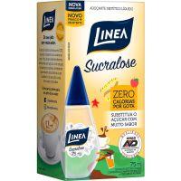 Adoçante Linea Sucralose Líquido 75ml - Cod. 7896001250628