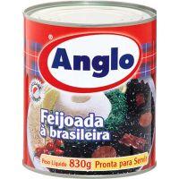 Feijoada Anglo À Brasileira Lata 830g | Caixa com 12 unidades - Cod. 7896037514831C12