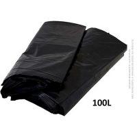 Saco De Lixo Preto MuLlixo 100L | Caixa com 5 unidades - Cod. 7895098895484C5