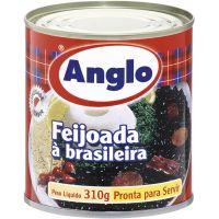 Feijoada Anglo À Brasileira Lata 310g | Caixa com 24 unidades - Cod. 7896037518228C24