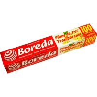 Filme De Pvc Boreda 100 x 28m | Caixa com 9 unidades - Cod. 7897384702209C9