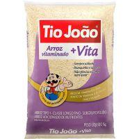 Arroz Branco Tio João Tipo 1 +Vita 5kg | Caixa com 6 unidades - Cod. 7893500035497C6