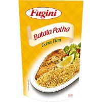 Batata Palha Fugini Extra Fina 120g   Caixa com 20 unidades - Cod. 7897517203726C20