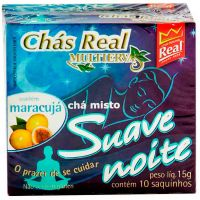 Chá Real Suave Noite 15g - Cod. 7896045044443
