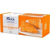 Margarina Ricca Folhados 2kg - Cod. 7891080500039