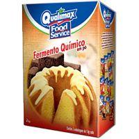 Fermento Químico Pó Qualimax 2kg - Cod. 7891122123554