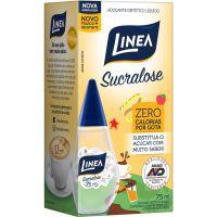 Adoçante Líquido Sucralose Linea 75ml - Cod. 27896001250639C12