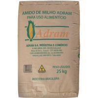 Amido de Milho Adram Saco 25kg - Cod. 7898938218016