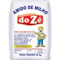 Amido de Milho Do Zé 25kg - Cod. 7897702511025