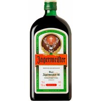 Aperitivo Jagermeister 700ml - Cod. 4067700013019