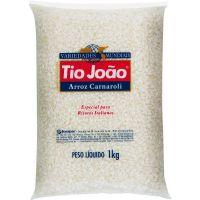 Arroz Carnaroli Tio João 1kg - Cod. 7893500019206