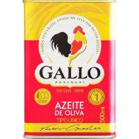 Azeite Puro Português Gallo 500ml - Cod. 5601252231287C20