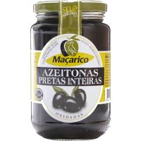 Azeitona Preta Inteira Maçarico 210g | Caixa com 12un - Cod. 5601378070319C12
