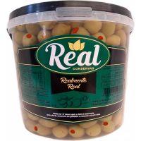 Azeitona Verde Recheada Real 2kg - Cod. 700083128867