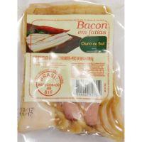 Bacon Fatiado Ouro do Sul 1kg - Cod. 7898460817176