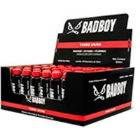 Bad Boy Turbo Drink 20ml | Caixa com 48un - Cod. 7898275251257