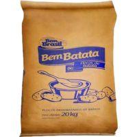 Batata Flocos Bem Brasil 20kg - Cod. 7898921567091