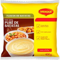 Batata Flocos Para Pure Maggi 400g - Cod. 7891000010440