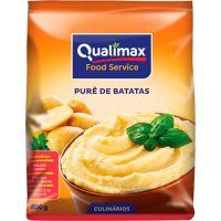 Batata Flocos Para Pure Qualimax 800g - Cod. 7891122114460
