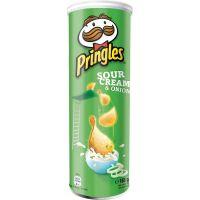Batata Pringles Creme e Cebola 128g - Cod. 38000849787