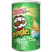 Batata Pringles Creme e Cebola 70g - Cod. 5053990125050