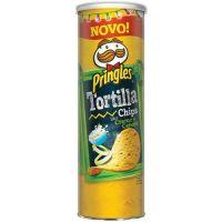 Batata Pringles Tortilla Creme e Cebola 180g - Cod. 5053990110285