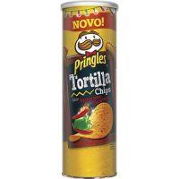 Batata Pringles Tortilla Pimenta Picante 180g - Cod. 5053990110292