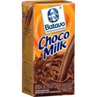 Bebida Láctea Chocomilk Tetra Pak 200ml | Caixa com 24 Unidades - Cod. 7891097013355C24