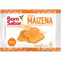 Biscoito Maisena Bom Sabor 9g com 180 Unidades - Cod. 7896804600279