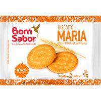 Biscoito Maria Bom Sabor 9g com 180 Unidades - Cod. 7896804600231